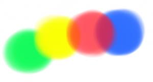 väripallot